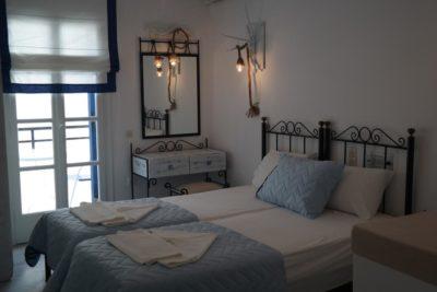 studios-naxos-irene-Standard twin room